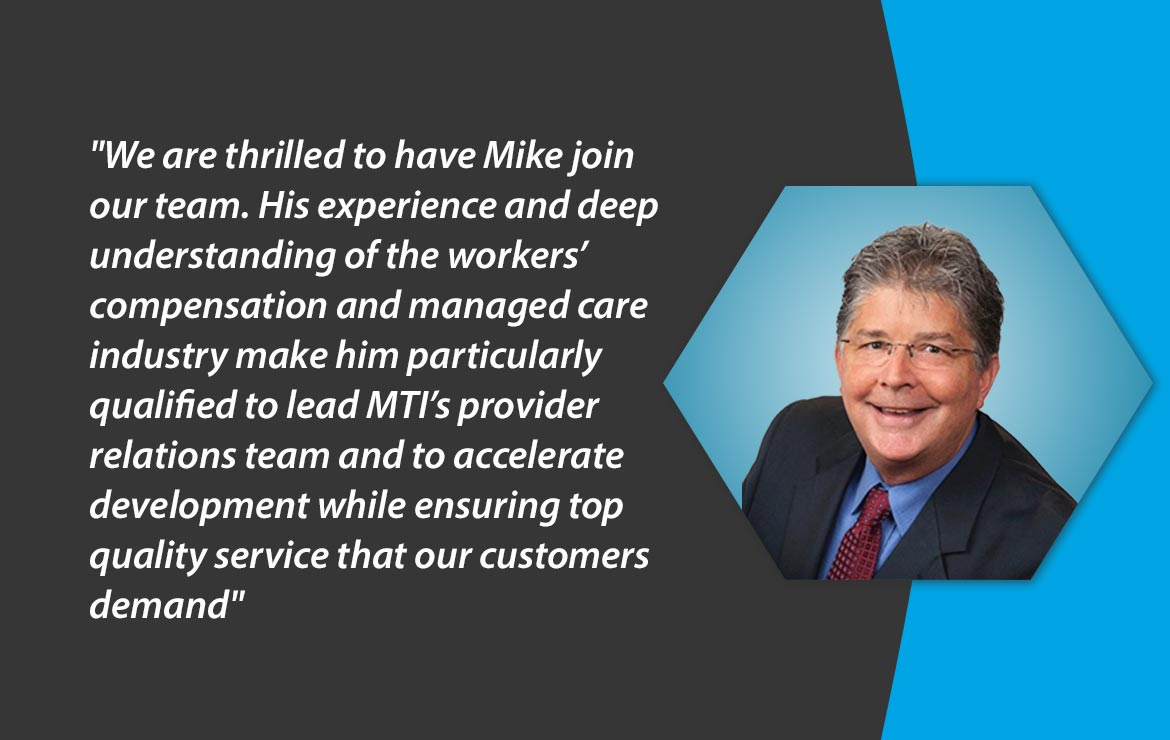 Michael Apple Joins MTI America as Vice President, Provider Network Strategy and Deployment