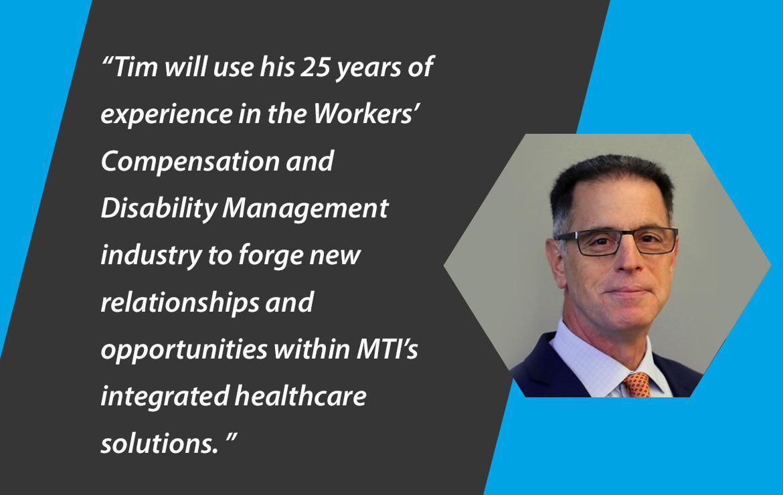 MTI America Names Tim Hassett-Salley VP of Business Development