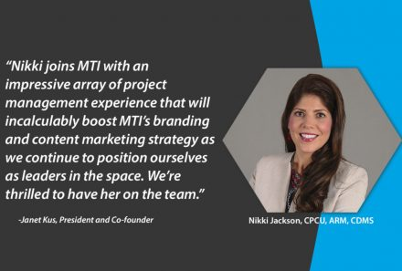 Nikki Jackson: New MTI America Vice President of Marketing