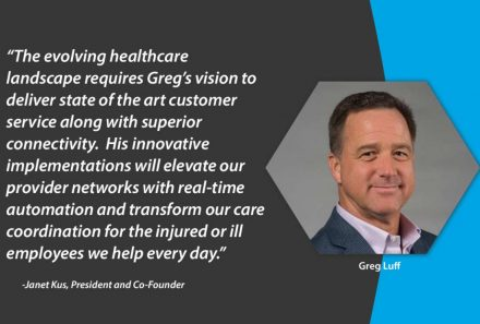 Greg Luff: New MTI America Vice President of Operations